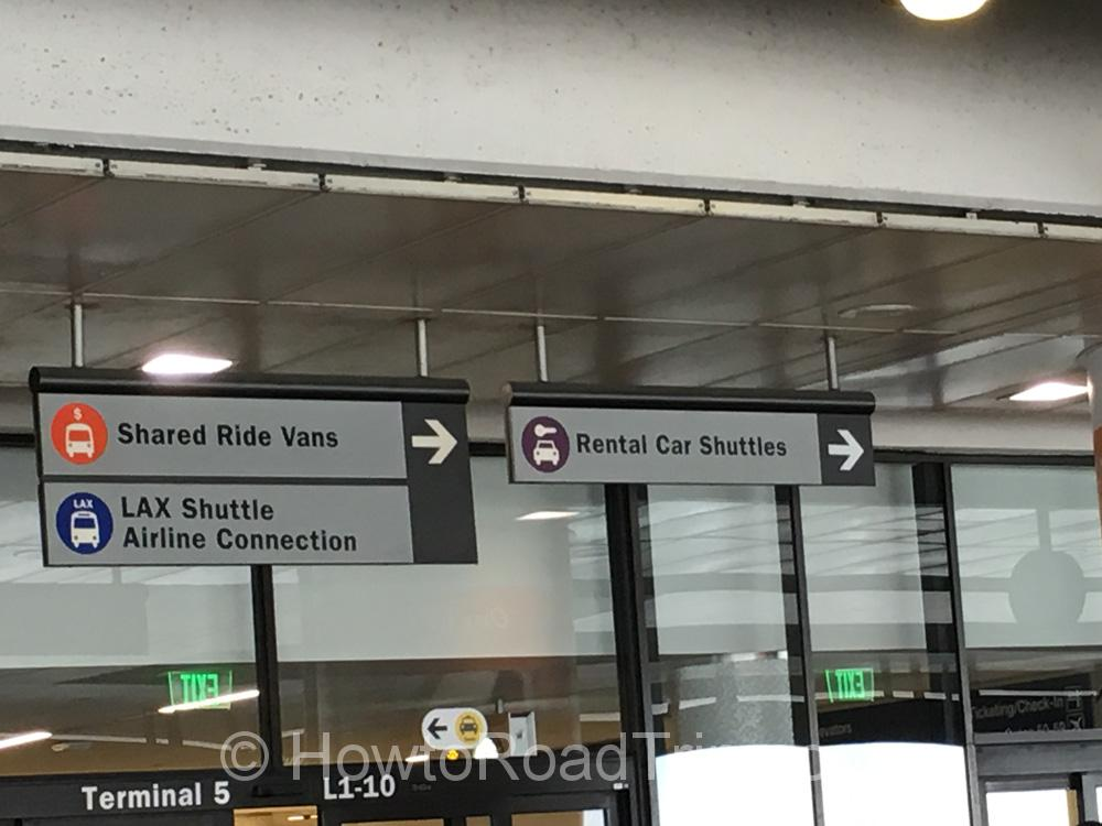 shuttleバス乗り場