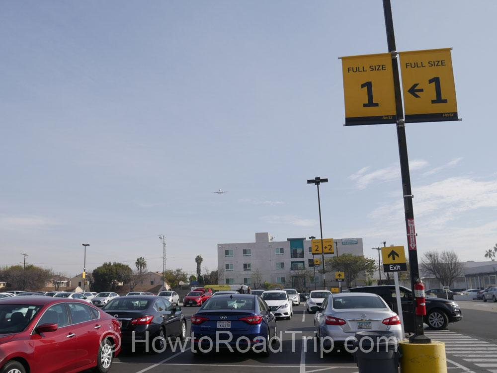 駐車場zone1