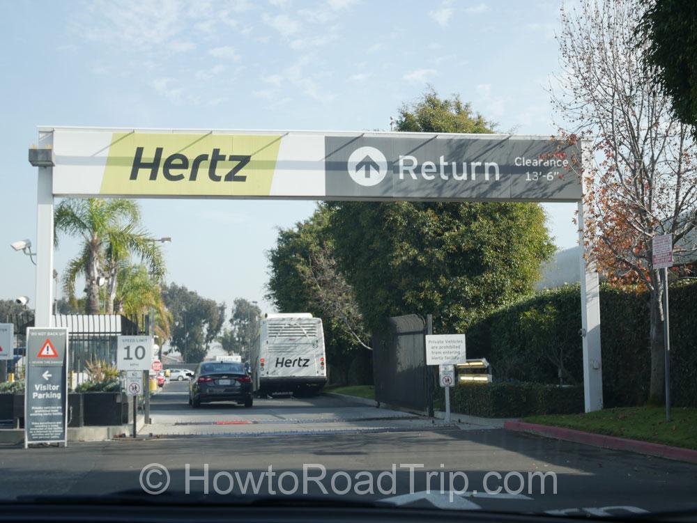 return gate
