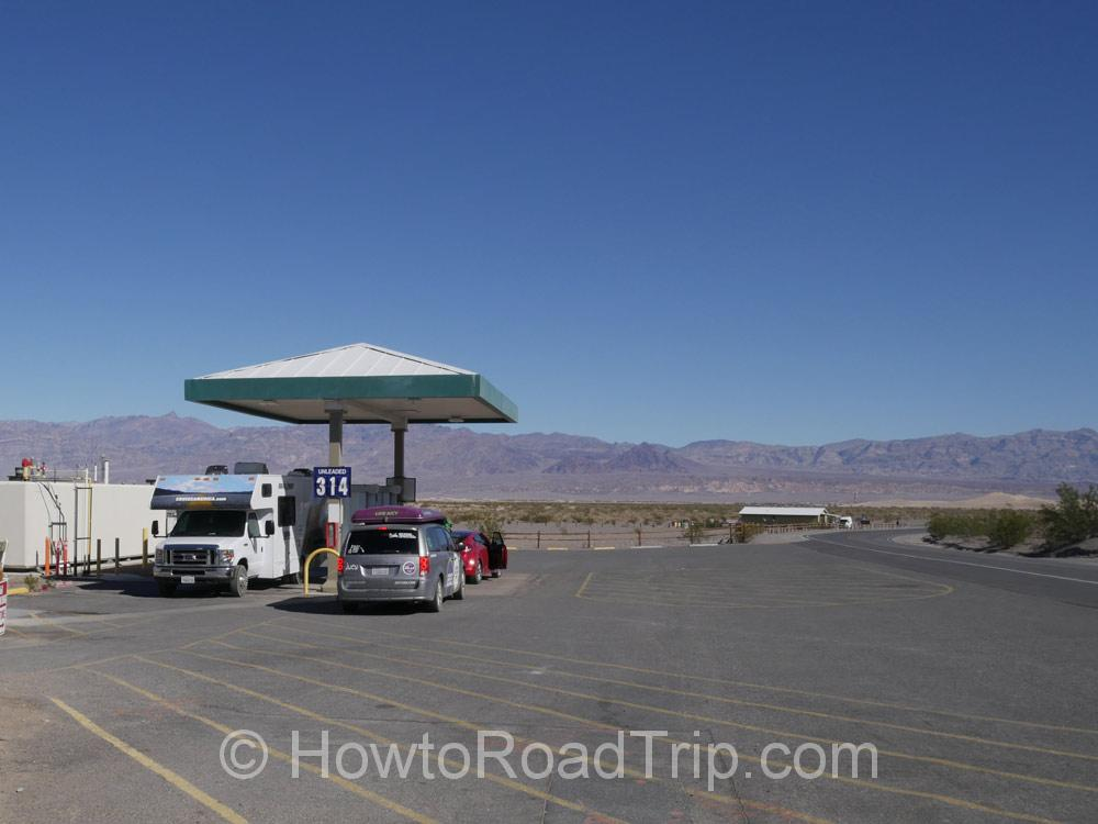 stovepipe gas station