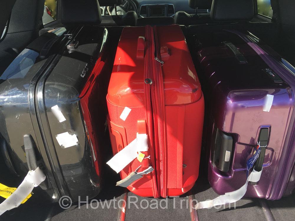 大きいスーツケース