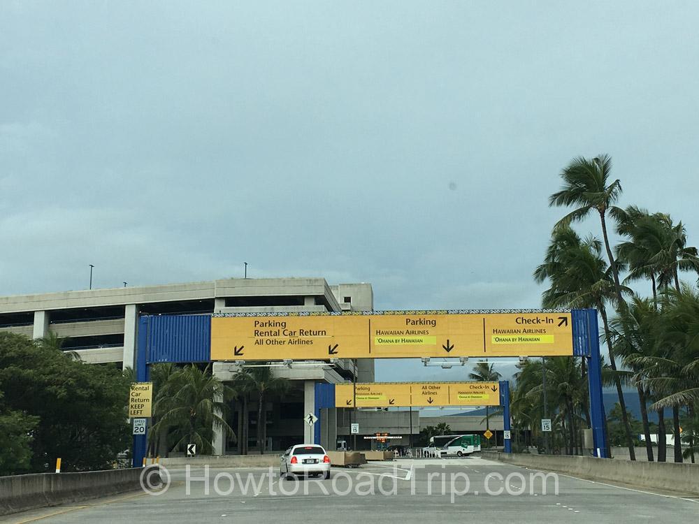 空港の敷地