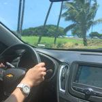 ハワイ島ドライブ