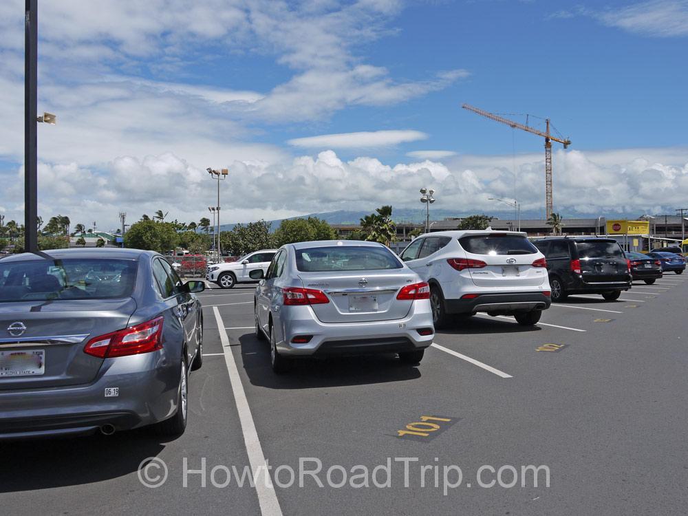 駐車場ハーツ