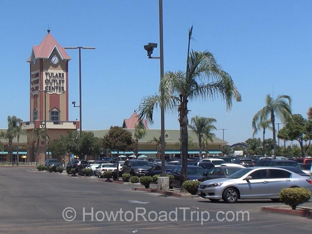tulare outlet
