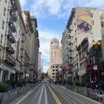 サンフランシスコダウンタウン