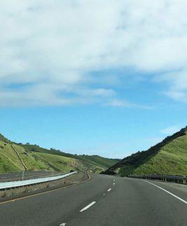road to LA