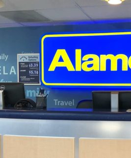 alamo counter@ pdx