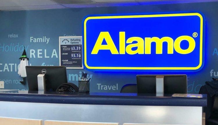 alamo counter@ pdx