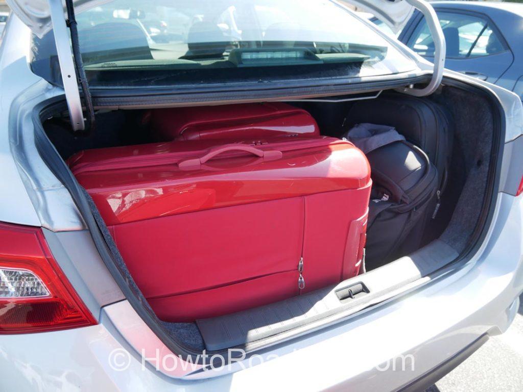 スーツケースin Sentra